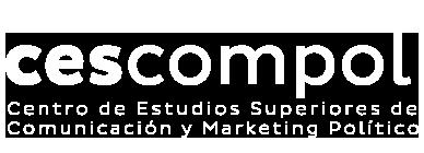logo CESCOMPOL centro estudios comunicación politica